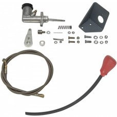 1955-1957 Chevy Under Dash Hydraulic Clutch Master Cylinder Kit