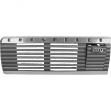 1947-53 Chevy Truck Dash Speaker Grille With Ashtray