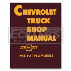1947-53 Chevy Truck Shop Manual