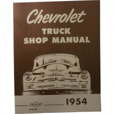 1954 Chevy Truck Shop Manual