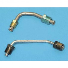 1947-72 Chevy Truck Brake Lines-Stainless Steel-Power Brakes And GM  Valve