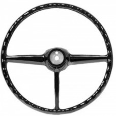 1947-53 Chevy Truck Steering Wheel Black