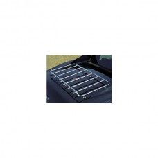 Corvette Luggage Rack, 8-Hole, Stainless Steel, 1968-1977