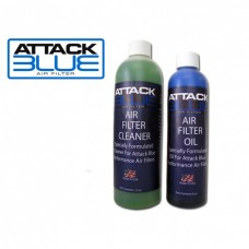 Attack Blue Filter Cleaning Kit