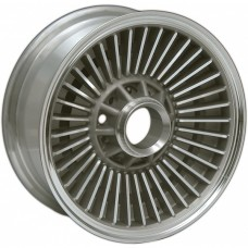 Corvette Aluminum Wheel, Knock-Off Style, 1963-1964