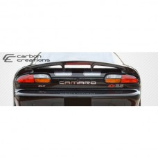 Camaro Extreme Dimensions Carbon Creations SS Wing Trunk Lid, 1993-2002