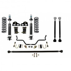 Camaro Speed Kit 2, Rear, With Single Adjustable Shocks, 1982-1992