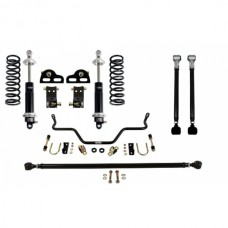 Camaro Speed Kit 2, Rear, With Double Adjustable Shocks, 1982-1992