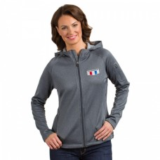 Camaro Sixth-Gen Ladies Hoody - Graphite