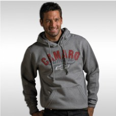 Camaro Collegiate Hoodie - Heather Gray