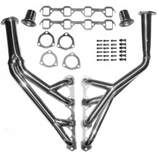 1964-1968 Mustang Modified Stainless Steel Tri-Y Headers
