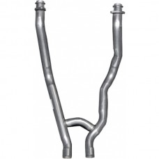 1964-1968 Mustang 2.25'' H-Pipe for Standard V8 Exhaust Manifolds