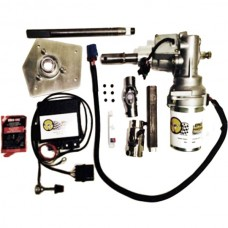 1967E  Mustang EPAS Performance Electric Power Steering Conversion Kit WIth Straight Shaft