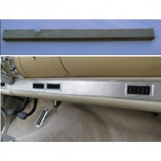 1955-1957 Chevy Dash Extension Lower For Aftermarket Air Conditioning