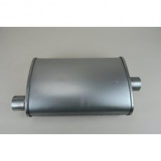 "1955-1957 Chevy Aluminum Turbo Muffler 2"" Diameter"