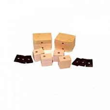 1938-48 Chevy Truck Wood Bed Mounting Blocks