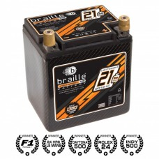 1947-2024  Braille Advanced AGM Lightweight Carbon Fiber Racing Battery