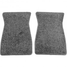 1948-79 Ford Pickup Truck Carpeted Floor Mats, Without Logo
