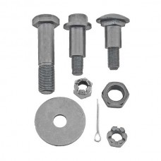 1948-52 Ford Pickup Cab To Frame Mounting Bolt Kit, 24 Pieces, F1-F3