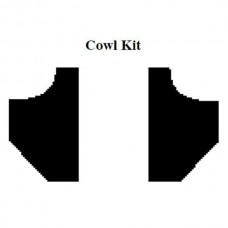 1948-52 Ford Pickup AcoustiSHIELD, Cowl Insulation Kit