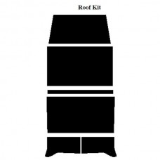 1948-52 Ford Pickup AcoustiSHIELD, Roof Insulation Kit