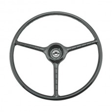 1948-52 Ford Pickup Steering Wheel, Black, F1-F6