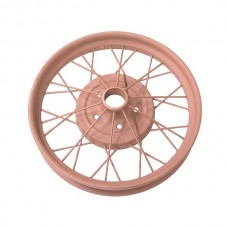 1928-1929 Ford Model A Wire Wheel, 21 inch, Reproduction, Primer Coated