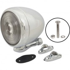 1955-1956 Ford Thunderbird Dummy Spotlight, Chrome, Nonfunctional