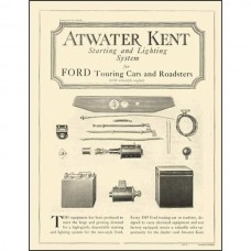Atwater Kent Starting & Lighting Systems - 19 Pages - 23 Illustrations