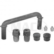 1958-1960 Ford Thunderbird Idler Arm, Manual Steering, With Bushings, Seals & Grease Fittings