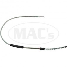 1948-52 Ford Pickup Rear Emergency Brake Cable, Right Or Left, 45-3/8""