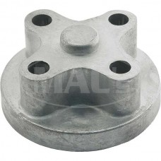 1955-1957 Ford Thunderbird Water Pump Pulley To Fan Spacer, 1.28 Thick
