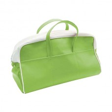 1956 Ford Thunderbird Tote Bag, Green & White