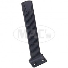1961-1962 Ford Thunderbird Accelerator Pedal, Molded Rubber Over Metal