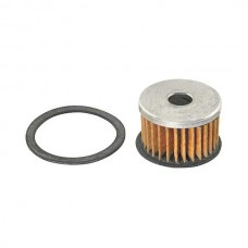 1955-1957 Ford Thunderbird Fuel Filter Element, For In-Line Glass Bowl Fuel Filter, Includes Rubber Gasket