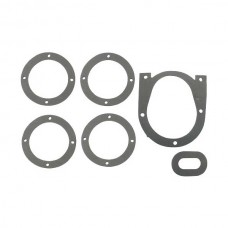 1955-1957 Ford Thunderbird Air Duct Gasket Set, 6 Pieces