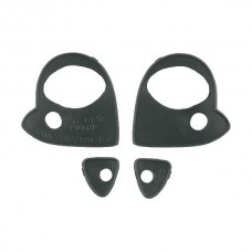 1953-60 Ford Pickup Outside Door Handle Pad Set, 4 Pieces