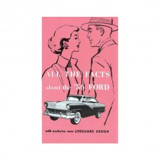 Ford All The Facts Data Manual