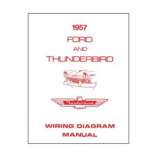 1957 Ford Wiring Diagram Manual