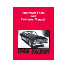 Falcon Illustrated Facts And Features Manual - 28 Pages