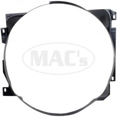 1964-1966 Mustang Metal Fan Shroud for 260 - 289 V8 with A/C