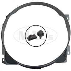 1963-1965 Falcon/Comet ABS Plastic Fan Shroud for 260 or 289 V8