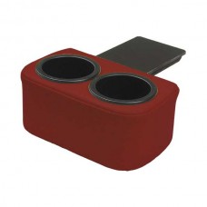 1964-1966 Mustang Dark Red Plug and Chug Drink Holder