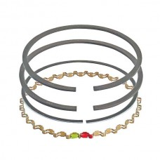 1966 Ford Thunderbird Piston Ring Set, Cast Iron, Standard Size, Comp. Size .078 And Oil Size .187, 390 V8