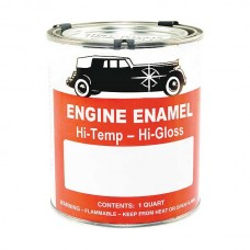 1955-1957 Ford Thunderbird Engine Paint, Red, 1 Quart Can