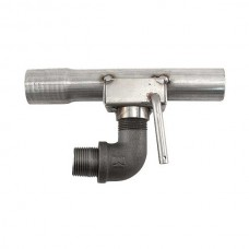 Exhaust Whistle Cutout Valve - Adapter