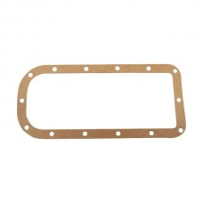 Model T Crankcase Lower Cover Gasket, Short 3-Dip Pan, 1912-1914