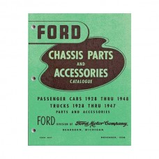Chassis Parts & Accessories Catalogue - 802 Pages - Ford