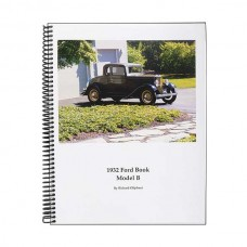1932 Ford Book - Model B - 86 Pages