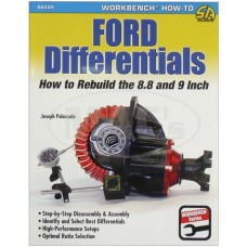 1955-1979 Ford Thunderbird How To Rebuild Ford Differentials, 8.8 & 9-Inch